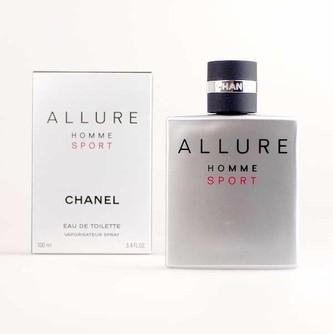 Chanel Allure Homme Sport Toaletní voda ( exkluzivní velké balení ) 150 ml pro muže