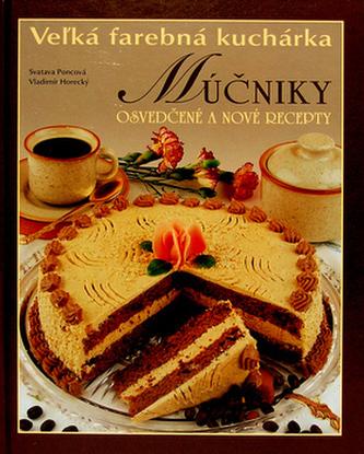 Vežká farebná kuchárka Múčniky II.