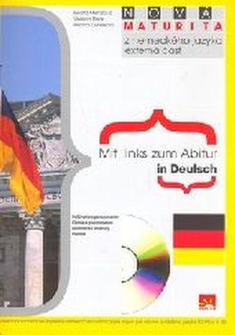 Nová maturita z nemeckého jazyka Mit Links zum Abitur in Deutsch + CD