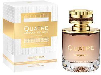 Boucheron Quatre Absolue de Nuit Pour Femme Parfémová voda 100 ml pro ženy