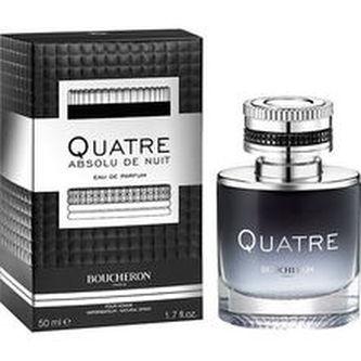 Boucheron Quatre Absolue de Nuit Pour Homme Parfémová voda 100 ml pro muže