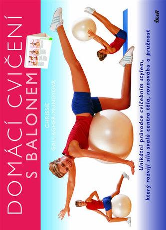 Domácí cvičení s balonem