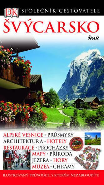 Švýcarsko - společník cestovatele - 2.vydání