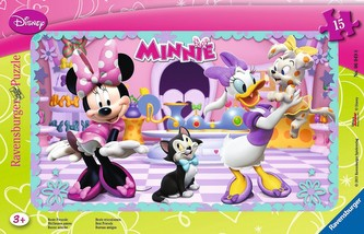 Minnie Mouse 15d rámové