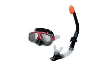 sada na potápění, brýle a šnorchl, 8+