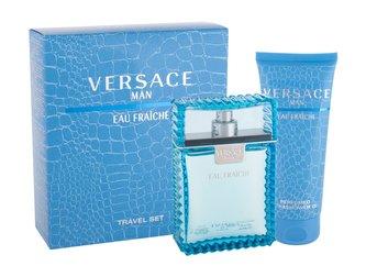 Versace Man Eau Fraiche toaletní voda 100 ml + sprchový gel 100 ml