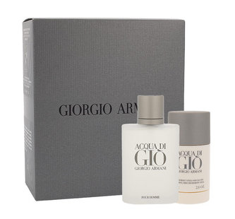 Giorgio Armani Acqua di Gio toaletní voda 100 ml + deostick 75 ml
