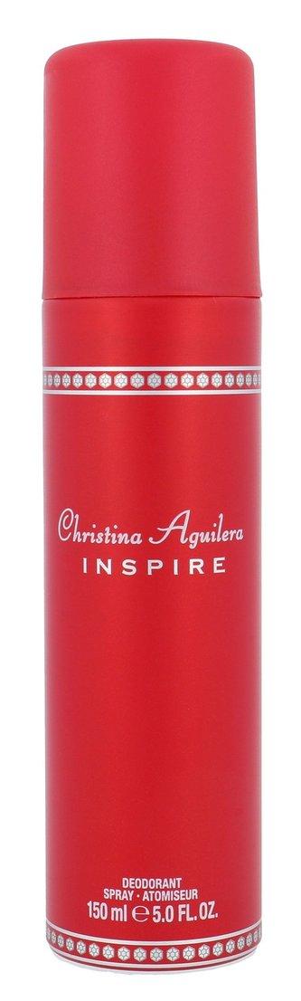 Christina Aguilera Inspire Deodorant 150 ml pro ženy