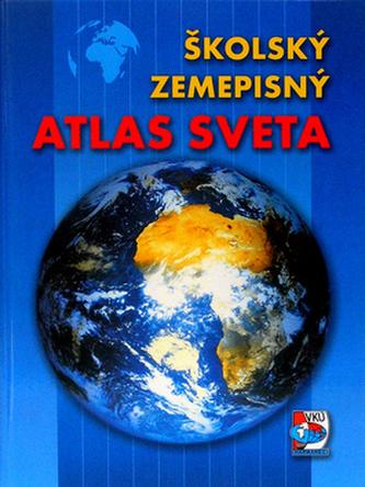 Školský zemepisný atlas sveta
