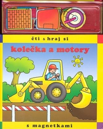 Kolečka a motory