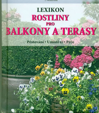 Rostliny pro balkony a terasy