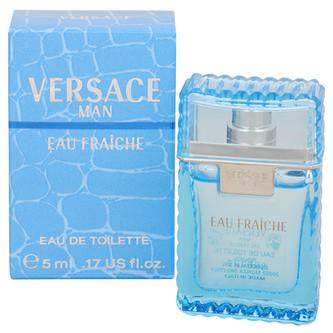 Versace Man Eau Fraiche Toaletní voda 5 ml pro muže