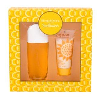 Elizabeth Arden Sunflowers toaletní voda 100 ml + tělové mléko 100 ml