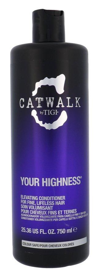 Tigi Catwalk Your Highness Kondicionér 750 ml pro ženy
