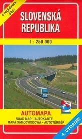 Slovenská republika 1:250 000