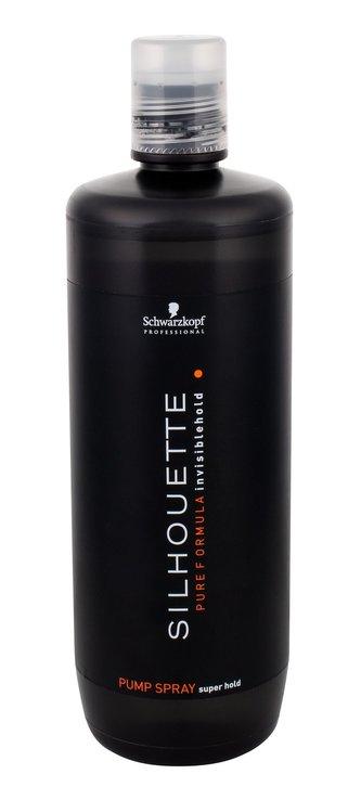 Schwarzkopf Silhouette Lak na vlasy Pumpspray 1000 ml pro ženy