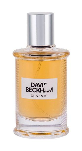 David Beckham Classic Toaletní voda 40 ml pro muže