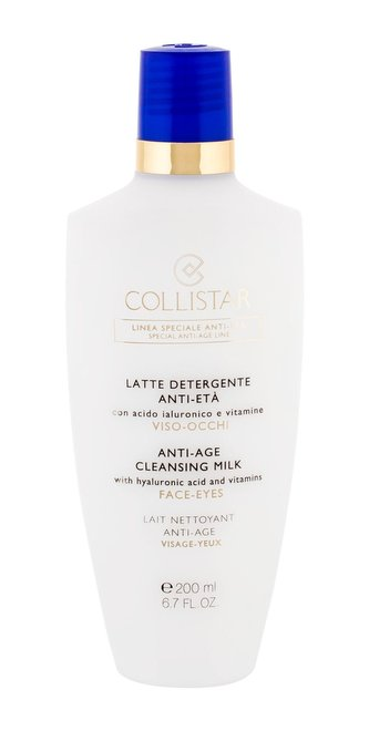 Collistar Special Anti-Age Čisticí mléko 200 ml pro ženy