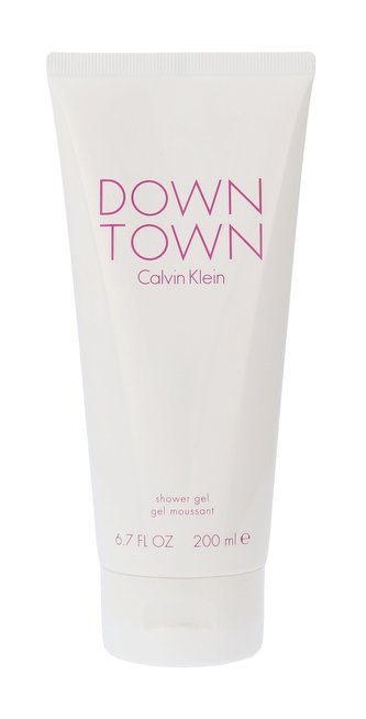 Calvin Klein Downtown Sprchový gel 200 ml pro ženy