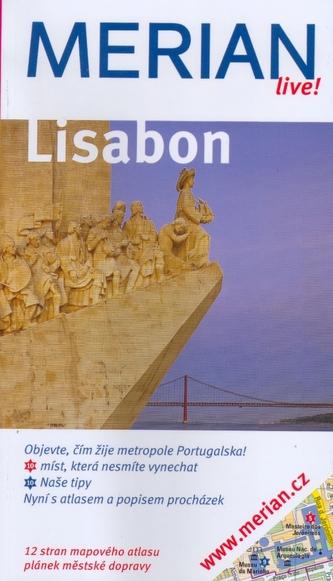 Lisabon - Merian 23 - 2.vydání