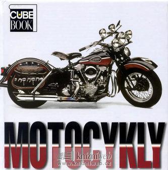 Motocykly - cube book
