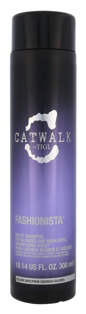 Tigi Catwalk Fashionista Šampon Violet 300 ml pro ženy