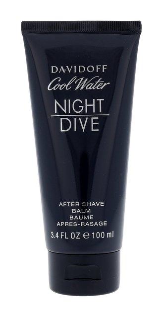Davidoff Cool Water Balzám po holení Night Dive 100 ml pro muže