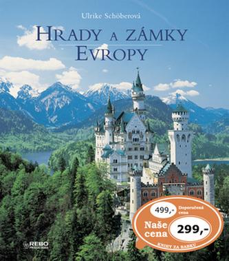 Hrady a zámky Evropy - 3.vydání