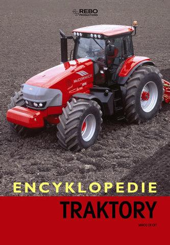 Encyklopedie traktory - 3. vydání