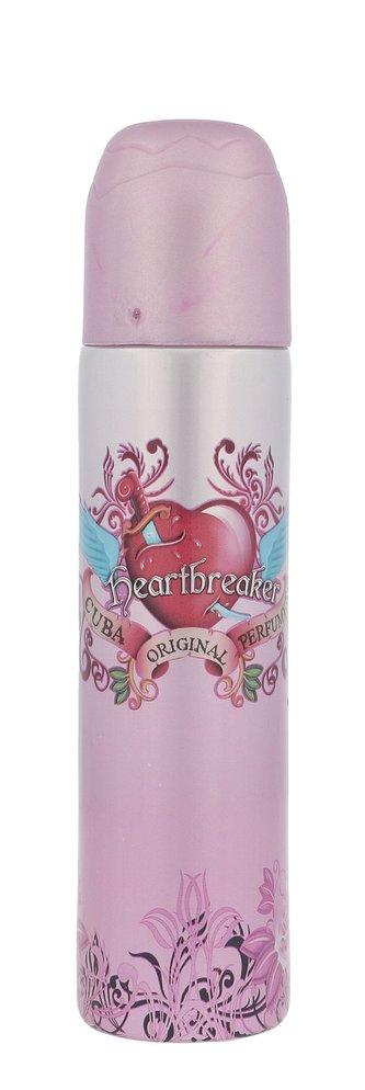 Cuba Heartbreaker Parfémovaná voda 100 ml pro ženy