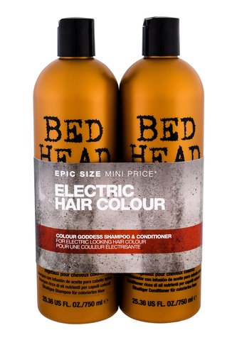 Tigi Bed Head Colour Goddess šampon 750 ml + kondicionér 750 ml