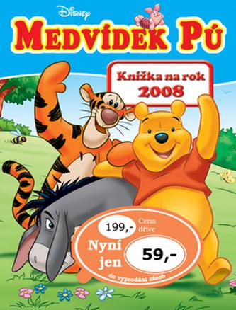Medvídek Pú Knížka na rok 2008