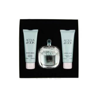 Giorgio Armani Acqua di Gioia parfémovaná voda 50 ml + tělové mléko 75 ml + sprchový gel 75 ml