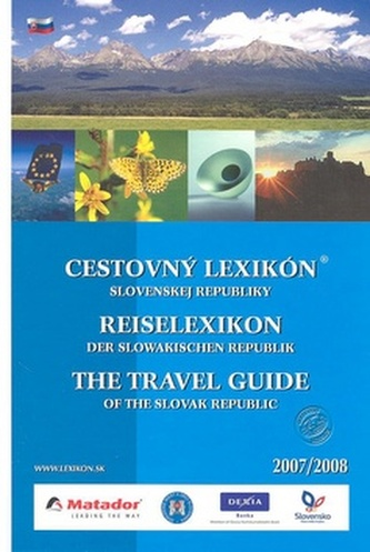 Cestovný lexikón Slovenskej republiky