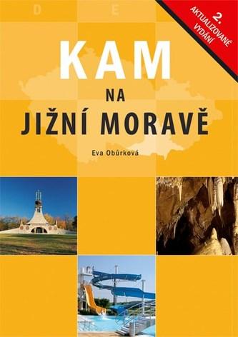 Kam na Jižní Moravě