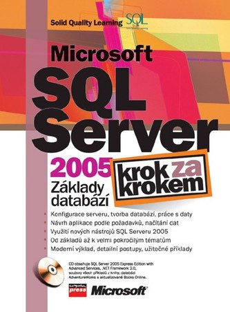 Microsoft SQL Server 2005 + CD - Solid Quality Learning