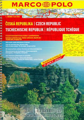 Česká republika 1:200 000 - neuveden