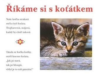 Říkáme si s koťátkem