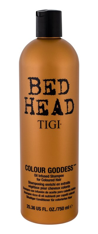 Tigi Bed Head Colour Goddess Šampon 750 ml pro ženy