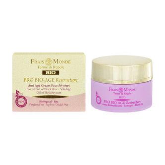 Frais Monde Pro Bio-Age Denní pleťový krém Restructure AntiAge Face Cream 50Years 50 ml pro ženy
