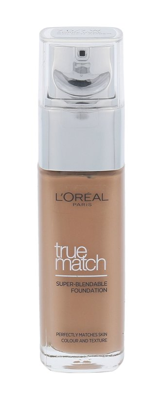L´Oréal Paris True Match Makeup 30 ml D7-W7 Golden Amber pro ženy