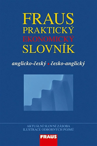 FRAUS Praktický ekonomický slovník - Náhled učebnice