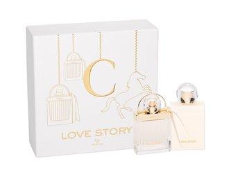 Chloe Love Story parfémovaná voda 50 ml + tělové mléko 100 ml