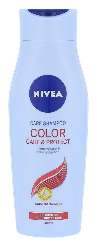 Nivea Color Protect Care Šampon 400 ml pro ženy