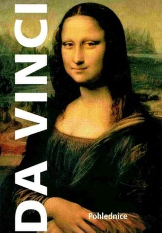 Pohlednice Da Vinci