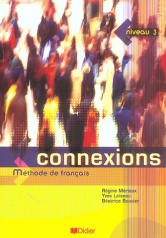 Connexions 3 Učebnice