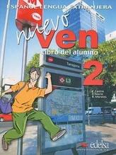Nuevo Ven 2 Podręcznik + CD
