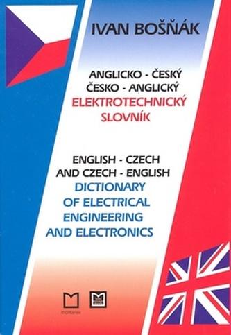 Anglicko-český česko-anglický elektrotechnický slovník