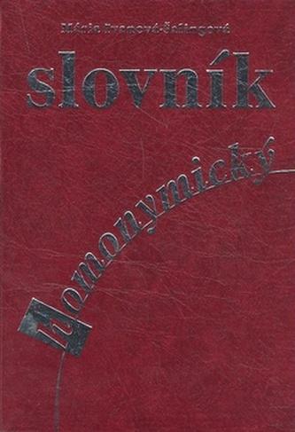 Homonymický slovník