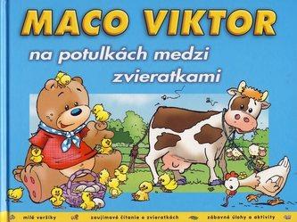 Maco Viktor na potulkách medzi zvieratka
